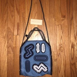 Stella Mc Cartney Falabella Denim Bag